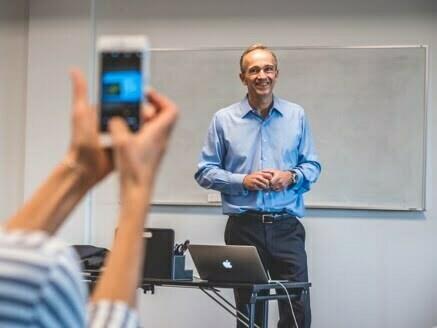 Digitalmarknadsforing seminar Beveled Edge Andreas Seifert